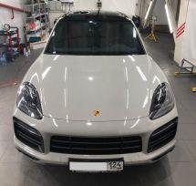 Отзыв о Porsche Cayenne, 2020 отзыв владельца