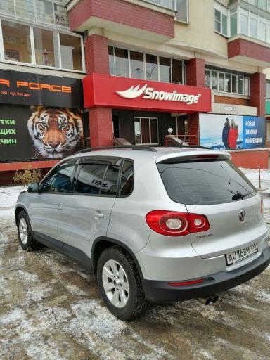 Volkswagen Tiguan 2010 отзыв автора | Дата публикации 06.01.2021.