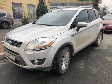 Ford Kuga 2010 - отзыв владельца