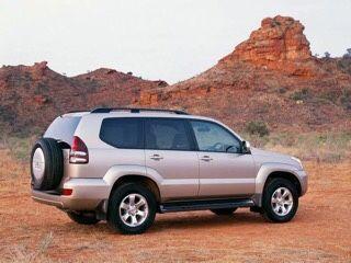 Toyota Land Cruiser Prado 2007 - отзыв владельца