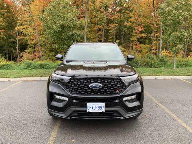 Ford Explorer, 2020