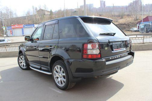 Land Rover Range Rover Sport 2009 - отзыв владельца