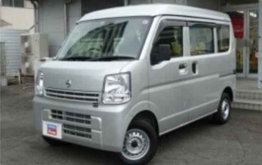 Nissan NV100 Clipper 2014 - отзыв владельца
