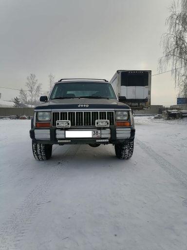 Jeep Cherokee, 1992