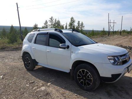 Renault Duster 2019 - отзыв владельца