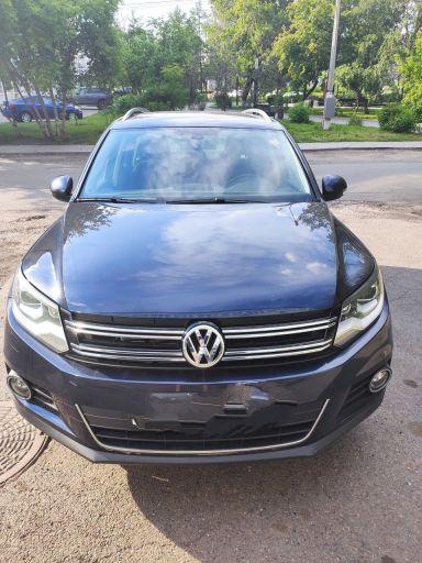 Volkswagen Tiguan 2012 отзыв автора | Дата публикации 15.01.2021.