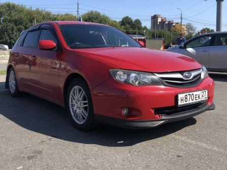 Subaru Impreza 2009 - отзыв владельца
