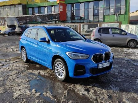 BMW X1 2019 - отзыв владельца
