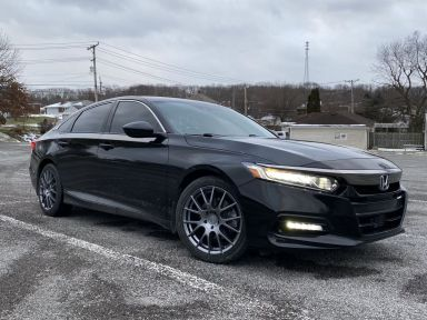 Honda Accord, 2018
