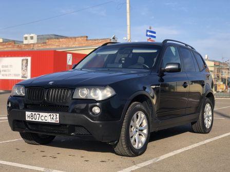 BMW X3 2007 - отзыв владельца