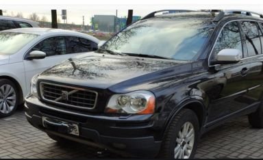 Volvo XC90 2008 отзыв автора | Дата публикации 18.01.2021.