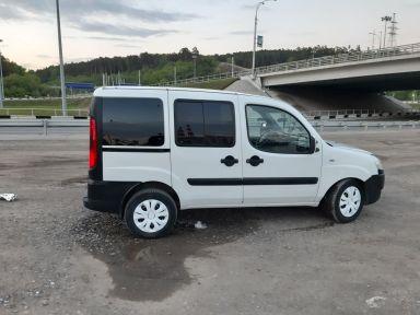 Fiat Doblo, 2010