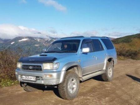 Toyota Hilux Surf 1997 - отзыв владельца