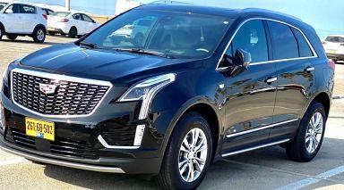 Cadillac XT5 2020 отзыв автора | Дата публикации 23.01.2021.