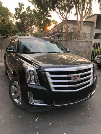 Cadillac Escalade 2019 отзыв автора | Дата публикации 24.01.2021.