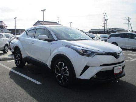 Toyota C-HR 2017 - отзыв владельца