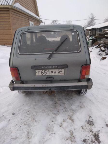 Лада 4x4 2131 Нива 2007 - отзыв владельца