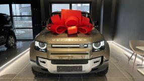 Отзыв о Land Rover Defender, 2021 отзыв владельца