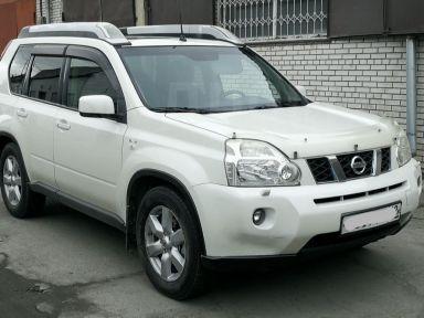 Nissan X-Trail 2008 отзыв автора | Дата публикации 26.01.2021.