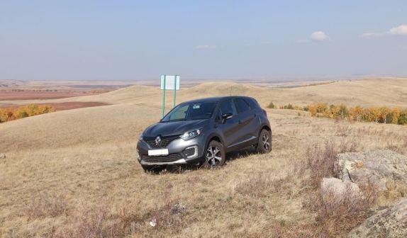 Renault Kaptur 2020 - отзыв владельца