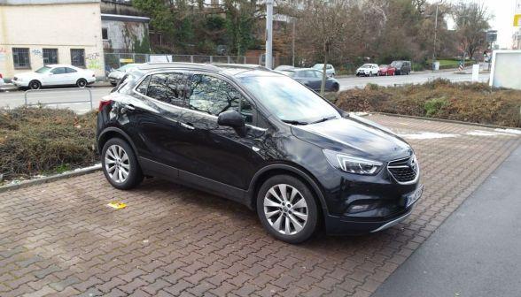 Opel Mokka 2019 - отзыв владельца