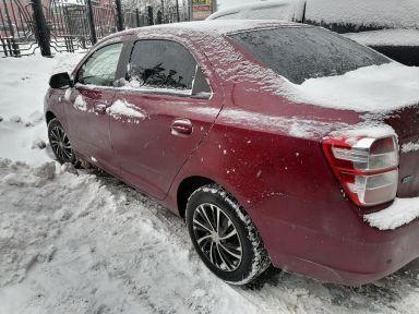 Chevrolet Cobalt 2013 отзыв автора | Дата публикации 31.01.2021.