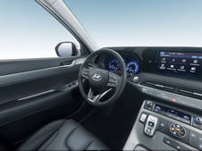 Hyundai Palisade 2018, 1 поколение