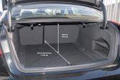 Audi A6 2014 - Размеры багажника