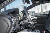 Audi A6 2014 - Внутренние размеры