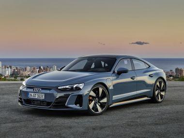 Audi e-tron GT, 1 поколение