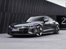 Audi RS e-tron GT 2021, седан, 1 поколение