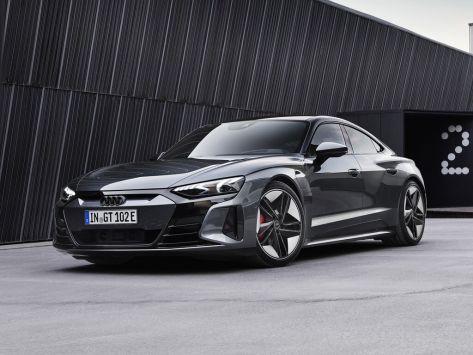 Audi RS e-tron GT  02.2021 -  н.в.