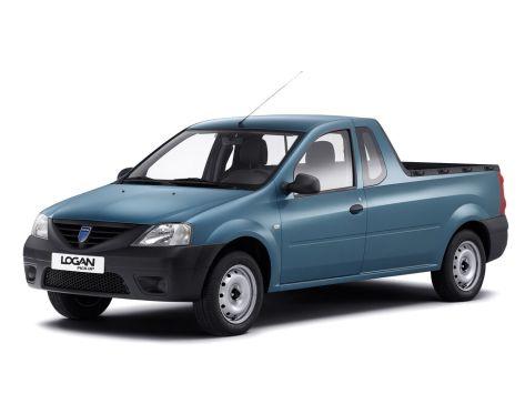 Dacia Logan  09.2007 - 03.2012