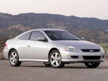 Honda Accord рестайлинг 2005, купе, 7 поколение, UC