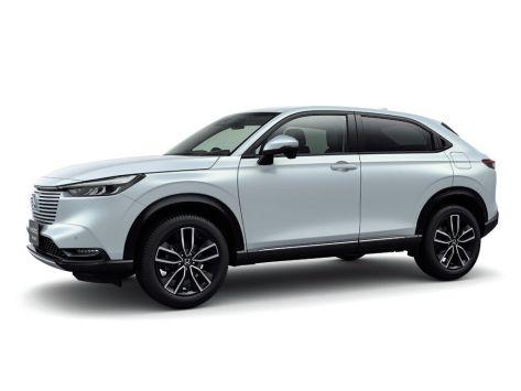 Honda Vezel  02.2021 -  н.в.