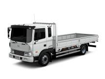 Hyundai HD120 2004, бортовой грузовик, 1 поколение