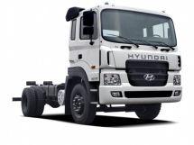 Hyundai HD170 1 поколение, 04.2004 - н.в., Шасси