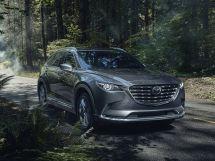 Mazda CX-9 рестайлинг 2020, джип/suv 5 дв., 2 поколение