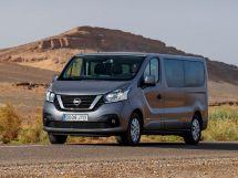 Nissan NV300 1 поколение, 03.2016 - 10.2020, Автобус