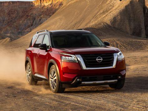Nissan Pathfinder  02.2021 -  н.в.