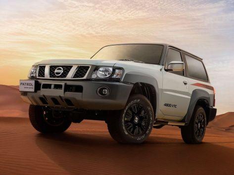 Nissan Patrol (Y61) 10.2004 -  н.в.
