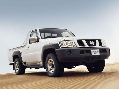 Nissan Patrol (Y61) 04.2014 -  н.в.
