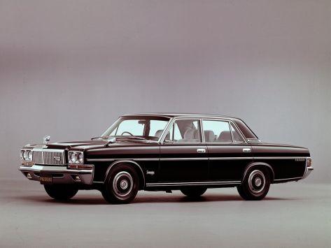 Nissan President (250) 08.1977 - 10.1982