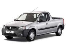 Renault Logan рестайлинг, 1 поколение, 09.2007 - 02.2012, Седан