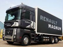 Renault Magnum рестайлинг, 4 поколение, 02.2008 - 06.2013, Шасси