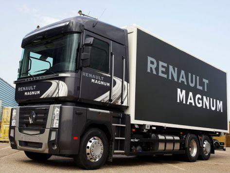 Renault Magnum  02.2008 - 06.2013