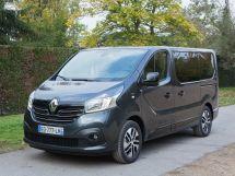 Renault Trafic 3 поколение, 09.2014 - 06.2019, Минивэн