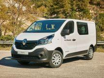 Renault Trafic 3 поколение, 09.2014 - 06.2019, Цельнометаллический фургон