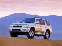 Toyota 4Runner рестайлинг 2000, джип/suv 5 дв., 3 поколение, N180
