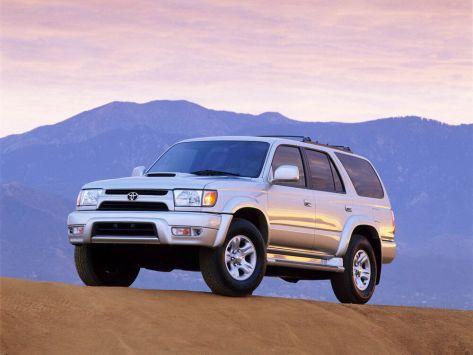 Toyota 4Runner (N180) 08.2000 - 11.2002